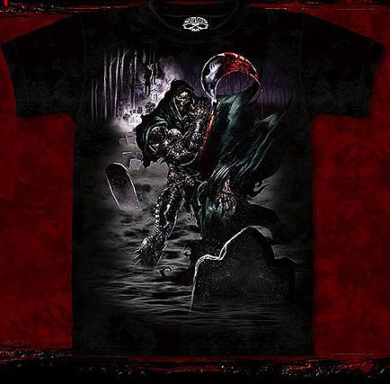 Tattoshirt on View Full Size   More Grim Reaper Death T Shirt   Source Link