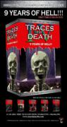 Traces of Death DVD Box Set 5 DVDs!!!! Free Shipping USA only
